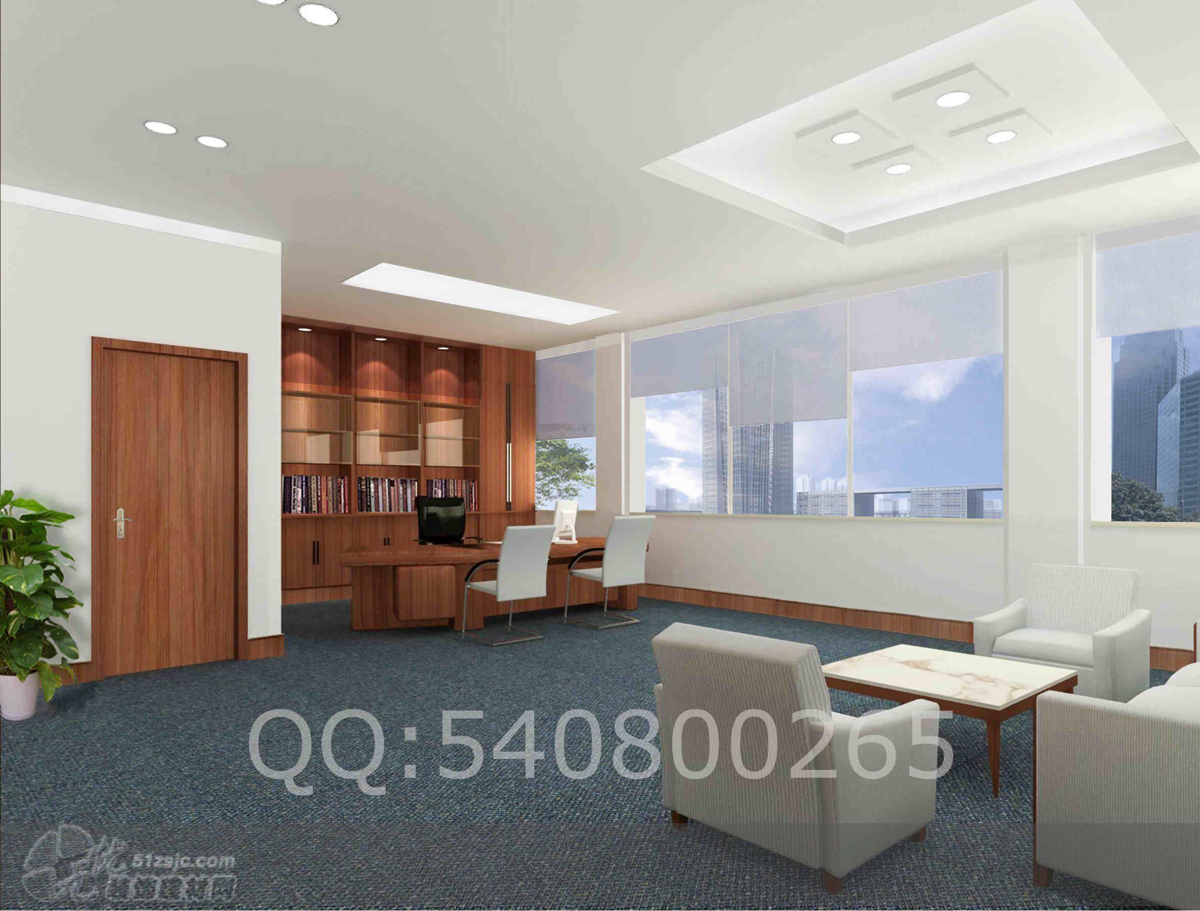 办公室 作品 家居设计图库 效果图,实景图,样板间,建筑设计师,